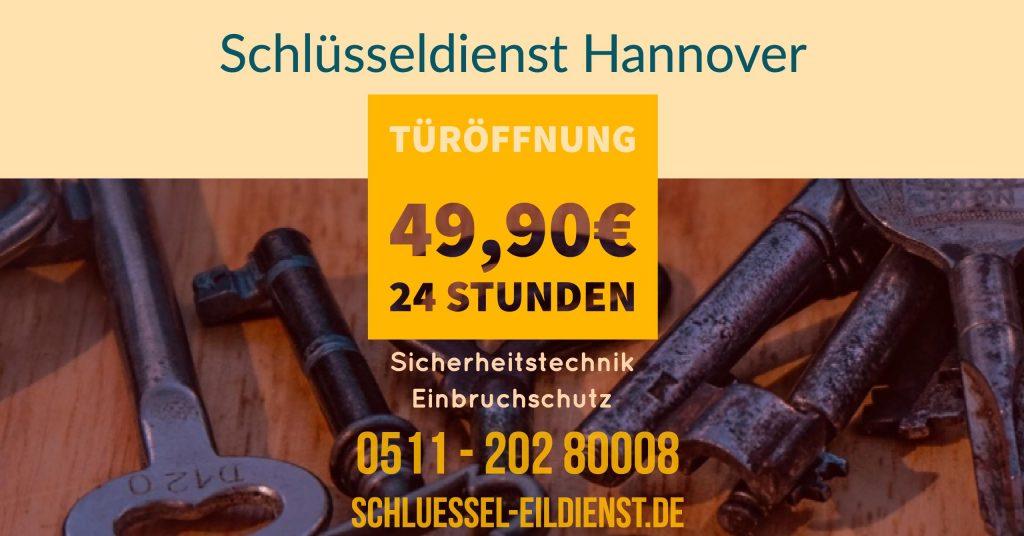 Schluesseldienst Hannover Reparatur